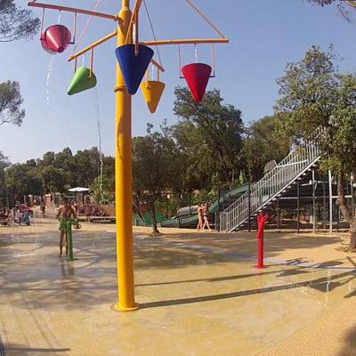 Verwarmd zwembad & waterpark