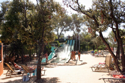 Bormes-les-Mimosas Waterpark Zwemsport Vakanties