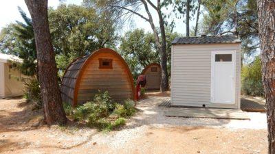 Camping vakantie met familie of vrienden