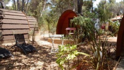 Camping Lavandou Voordelig Duurzaam Natuur