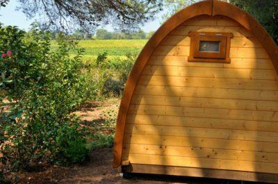 Low budget camping familie vakantie in de natuur