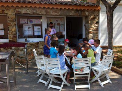 Lavandou Animatie kinder club activiteiten speeltuin