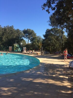 Provence verwarmd zwembad ontspanning Holidays Beach