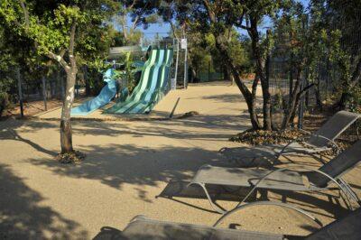 Water park ontspanning rustige vakanties