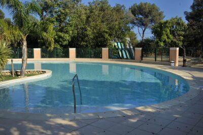 French Riviera water park verwarmd zwembad weekend met vrienden