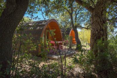 Camping Provence Groep Voordelig