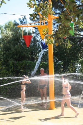 Water Park water Games familie