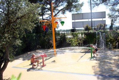 Hyères water games Kindervakantie