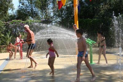 Camping La-Londe-les-Maures Waterspelletjes verwarmd zwembad