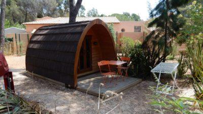 Camping Hyères Natuur Bijzonder en Ecologisch