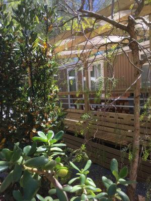Luxe stacaravan met tuin in de Var
