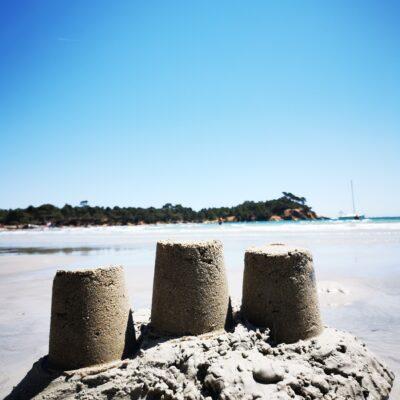 Het strand van Estagnol