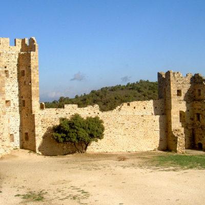 Het château van Hyères