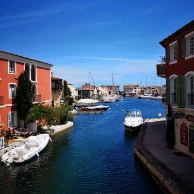Port Grimaud: het Venetië van de Provence