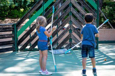 Camping Familie Animatie  kinderen vakantie vrienden