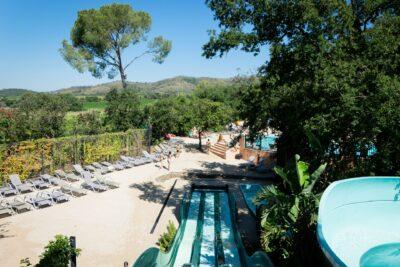 Bormes-les-Mimosas Waterpark Waterspel Vakantie