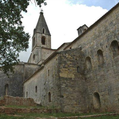 De Abbaye du Thoronet
