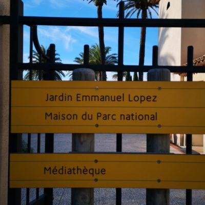 De Jardin Emmanuel Lopez in Porquerolles