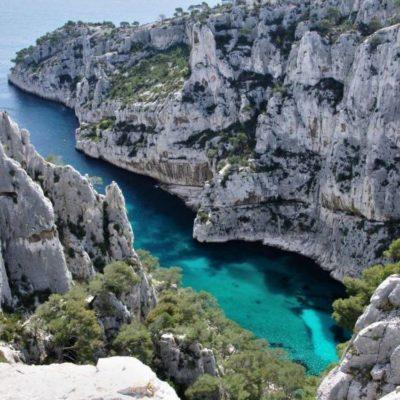 Wandelen langs de baaien van Cassis
