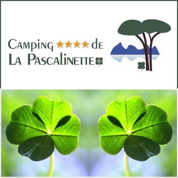 Het  logo van de camping is veranderd!