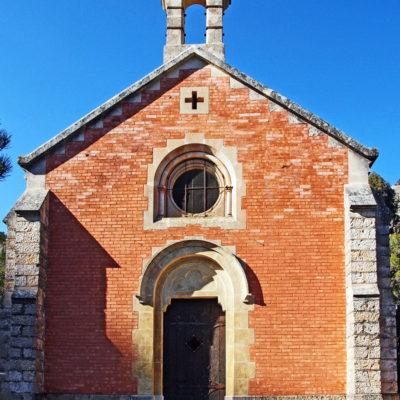 Le sanctuaire Notre Dame de Grâces – Cotignac NL