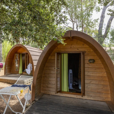 Le Coin des Copains® Glamping!