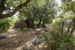 Côte d'Azur camping goedkoop houten chalets vakantie natuur