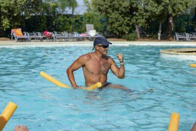 Camping Waterpark Sport Vakantie ontspanning