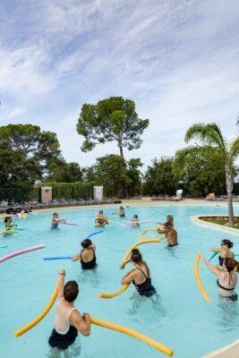 Zwembad zwembad Waterpark aquagym