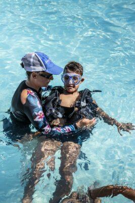 Hyères Holidays zwembad Duiken