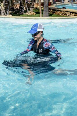 Lavandou Watersportgebied verwarmd zwembad Duiken