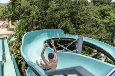 Aquatic complex waterglijbaan Holidays