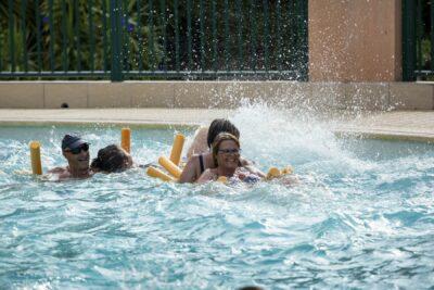 Verwarmde zwembaden Activiteiten familie vakanties
