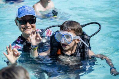 Zwembad Duiken familie vakanties