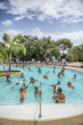 Bormes-les-Mimosas verwarmd zwembad Solarium Jacuzzi