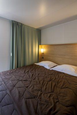 VIP stacaravan met master bedroom aan de Côte d'Azur