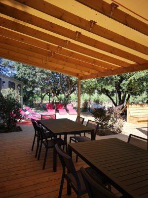 Camping Premium - Hyères - super-de-luxe villa voor 10 personen