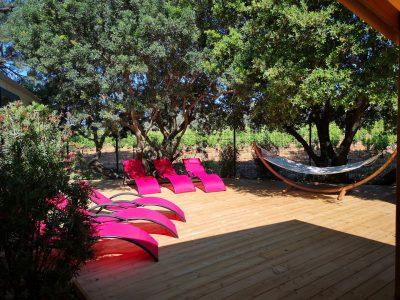Camping vakantiewoning – Premium villa  spa Var waterpark