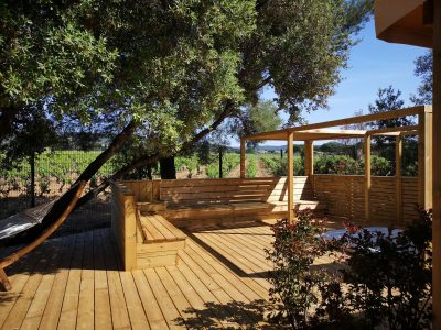 Camping - huren premium villa spa - Hyères