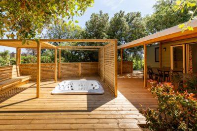 Spa jacuzzi – Vakantie villa – familie verhuur