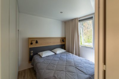 Villa kamer 1 - vakantie Var – 4-sterrencamping