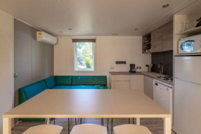 Keuken villa - Provence – vakantie met vrienden