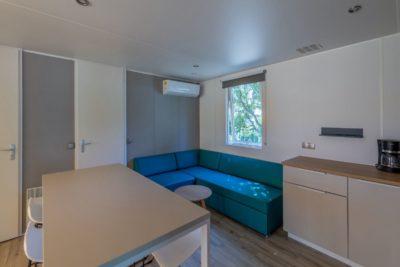 Woonkamer villa – vakantie met een grote familie
