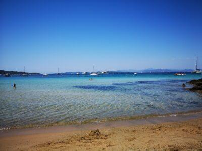 Camping dichtbij de stranden van Porquerolles