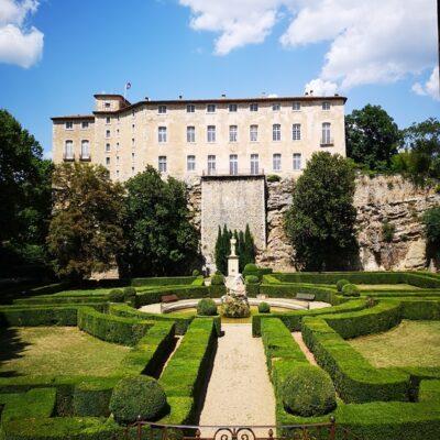 Bezoek het kasteel van Entrecasteaux