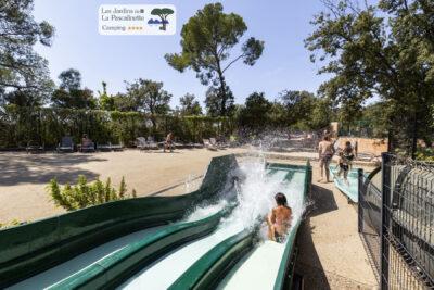 Hyères zwembad Waterpark Toboggan Holidays ontspanning
