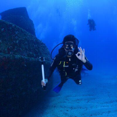 De mooiste duiklocaties van de Méditerranée