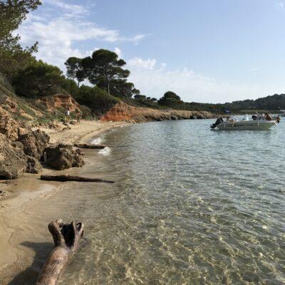 Plage de la Courtade - Île de Porquerolles